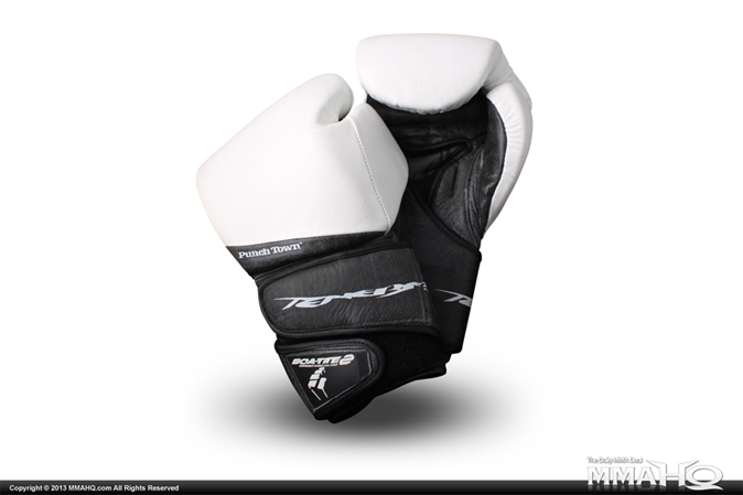 PunchTown Tenebrae Boxing Gloves